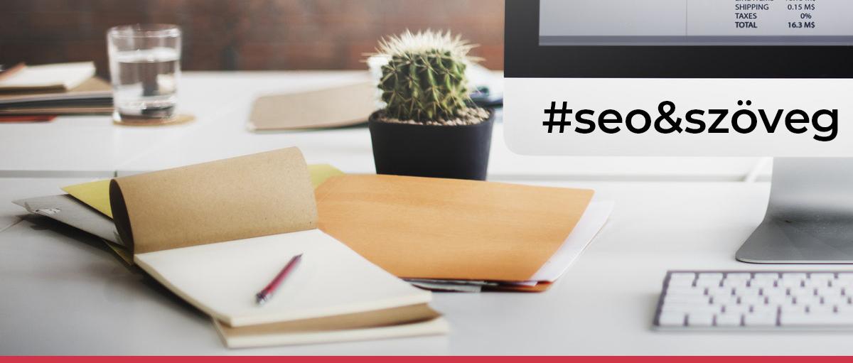 SEO&SZÖVEG - online marketing szolgáltatás